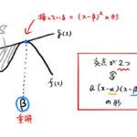 【高校数学】面積を求める:1/6公式、1/12公式、1/30公式などパターンまとめ