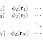 波動関数の対称・反対称/パウリの排他原理
