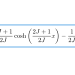 ブリルアン関数の導出/キュリー則