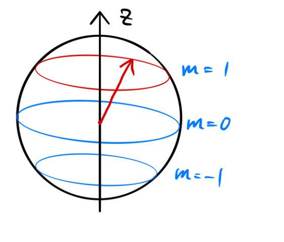 子 交換 運動量 関係 角 演算 角運動量の行列表現