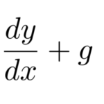 【微分方程式】例題で学ぶ:クレロー型/一般解・特異解/曲線群・包絡線