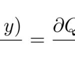【全微分】関数がf(x,y)の全微分であるための必要十分条件(証明)