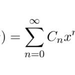 【微分方程式】確定特異点と級数解の置き方/計算のコツ